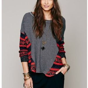 Free People • Beautiful Sinner Pullover Sweater